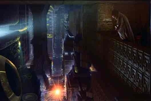Cenas do filme Blade Runner (1982)