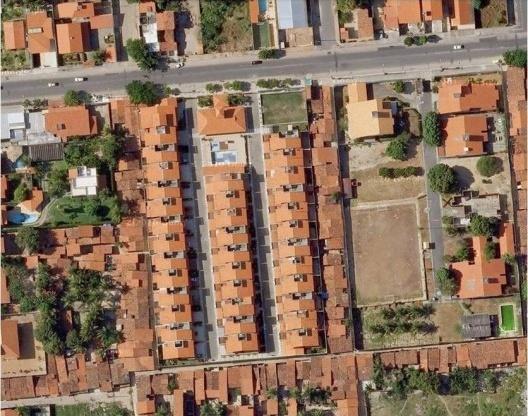 fotos de jardins horizontais:arquitextos 155.04: Condomínios horizontais no Bairro Sapiranga em