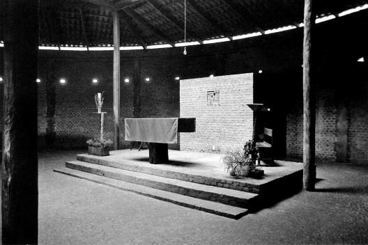 Tapeçarias para a Igreja Espírito Santo do Cerrado