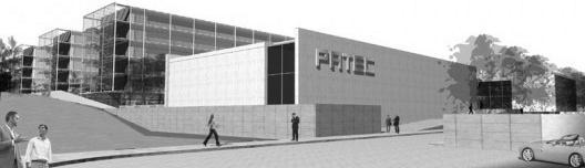 Concurso de Arquitetura para o Parque Tecnológico do Pólo de Informática de Caxias do Sul