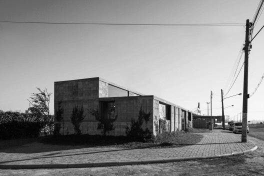 Sede de uma Fábrica de Blocos