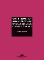 Critique et architecture