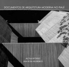 Documentos de arquitetura moderna no Piauí