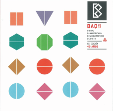 BAQ 2018. Bienal Panamericana de Arquitectura de Quito
